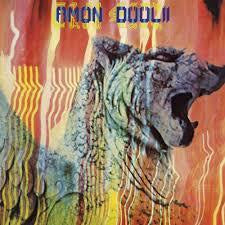 AMON DUUL II-WOLF CITY LP EX COVER VG