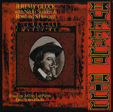 GLUCK JEREMY WITH NIKKI SUDDEN & ROWLAND S. HOWARD-I KNEW BUFFALO BILL LP EX COVER VG+