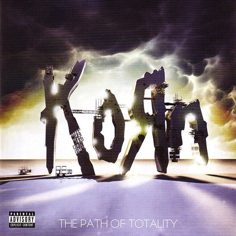 KORN-THE PATH OF TOTALITY CD VG