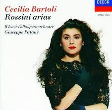 BARTOLI CECILIA-ROSSINI ARIAS CD G