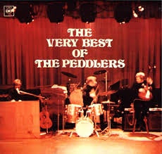 PEDDLERS THE-THE VERY BEST OF THE PEDDLERS LP VG+ COVER VG+