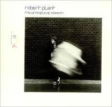 PLANT ROBERT-PRINCIPLE OF MOMENTS LP VG+ COVER VG+