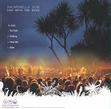 SALMONELLA DUB-LIVE WITH THE NZSO/ DNB & DANCEHALL REMIXES LP *NEW*