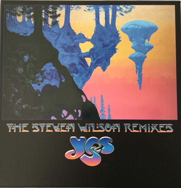 YES-STEVEN WILSON REMIXES 6LP BOXSET *NEW*