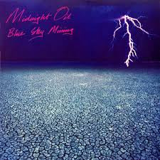 MIDNIGHT OIL-BLUE SKY MINING LP EX COVER EX