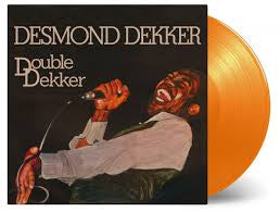 DEKKER DESMOND-DOUBLE DEKKER ORANGE VINYL 2LP *NEW*