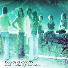 BOARDS OF CANADA-MUSIC HAS THE RIGHT TO CHILDREN CD *NEW*""