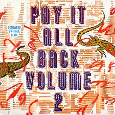 PAY IT ALL BACK VOLUME 2-VARIOUS ARTISTS LP VG COVER VG+