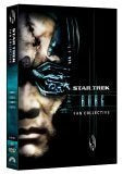 STAR TREK BORG FAN COLLECTIVE 4DVD VG+ (REGION 1)