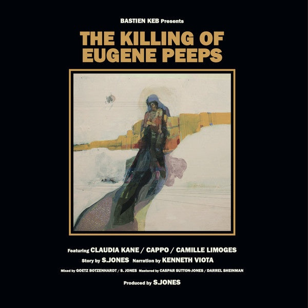 KEB BASTIEN-THE KILLING OF EUGENE PEEPS LP *NEW*