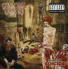 CANNIBAL CORPSE-GALLERY OF SUICIDE CD *NEW*