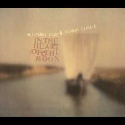 TOURE ALI FARKA & TOUMANI DIABATE-IN THE HEART OF THE MOON 2LP *NEW*