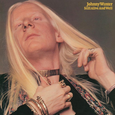 WINTER JOHNNY-STILL ALIVE AND WELL LP *NEW*