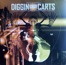 DIGGIN IN THE CARTS-VARIOUS ARTISTS ORANGE/ GREEN VINYL 2LP *NEW*