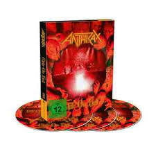 ANTHRAX-CHILE ON HELL DVD+2CD *NEW*