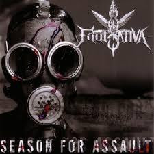8 FOOT SATIVA-SEASON FOR ASSAULT CD *NEW*