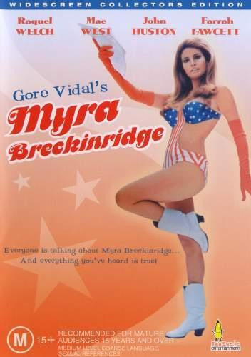 MYRA BRECKINRIDGE DVD VG