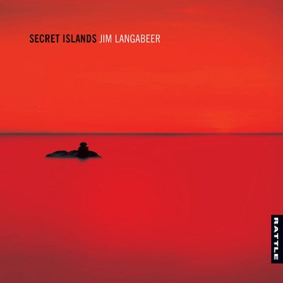 LANGABEER JIM-SECRET ISLANDS CD *NEW*