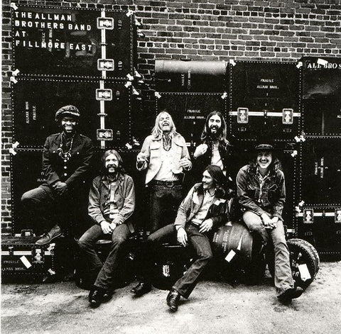 ALLMAN BROTHERS BAND THE-AT FILLMORE EAST *NEW*