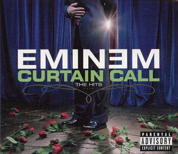 EMINEM-CURTAIN CALL THE HITS DELUXE EDITION 2CD G