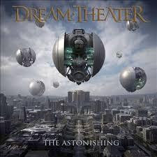 DREAM THEATER-THE ASTONISHING 2CD *NEW*