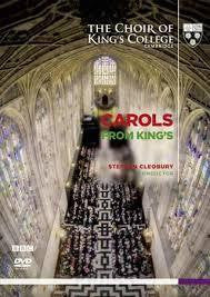 CAROLS FROM KINGS DVD *NEW*