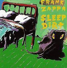 ZAPPA FRANK-SLEEP DIRT LP EX COVER VG+