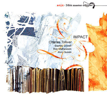 TOLLIVER CHARLES-IMPACT CD VG+
