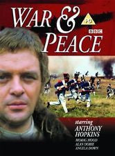 WAR AND PEACE 5DVD REGION 2 VG