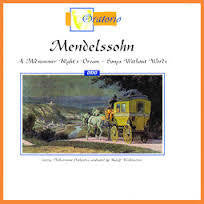 MENDELSSOHN-A MIDSUMMER NIGHTS DREAM CD M