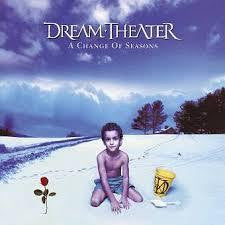 DREAM THEATRE-A CHANGE OF SEASONS CD *NEW*