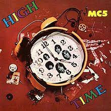MC5-HIGH TIME LP NM COVER VG+