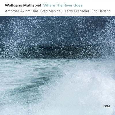 MUTHSPIEL WOLFGANG-WHERE THE RIVER GOES CD *NEW*
