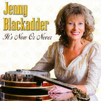 BLACK ADDER JENNY-ITS NOW OR NEVER CD VG