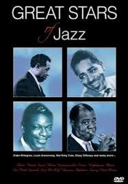 GREAT STARS OF JAZZ-VARIOUS DVD VG