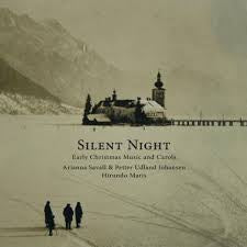 SAVALL ARIANNA, PETTER UDLAND JOHANSEN & HIRUNDO MARIS-SILENT NIGHT CD *NEW*