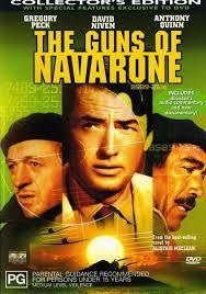 THE GUNS OF NAVARONE DVD G