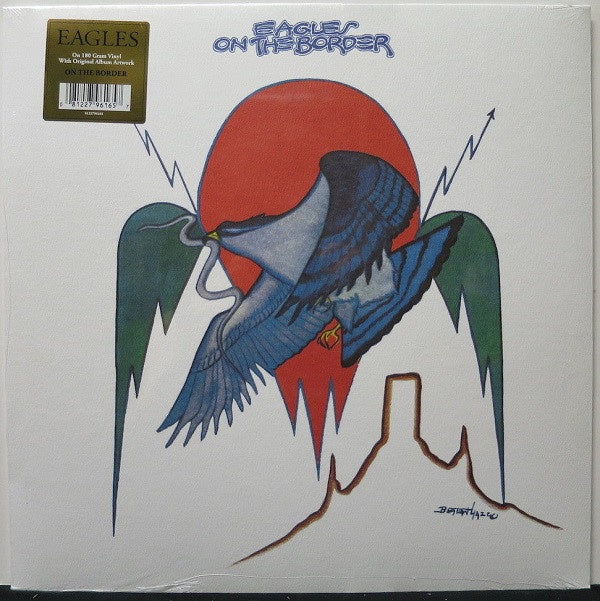 EAGLES-ON THE BORDER LP *NEW*