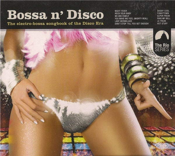 BOSSA N' DISCO-VARIOUS ARTISTS CD *NEW*