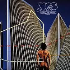 YES-GOING FOR THE ONE LP VG COVER VG+