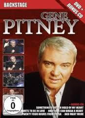 PITNEY GENE-BACKSTAGE CD AND DVD *NEW*
