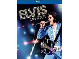 ELVIS-ELVIS ON TOUR BLURAY VG