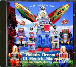 ROBOTS DREAM OF ELECTRIC SHEEP-VARIOUS ARTISTS CD *NEW*