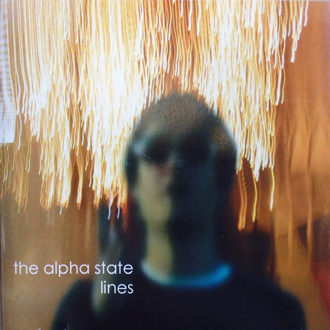 ALPHA STATE THE-LINES CD *NEW*