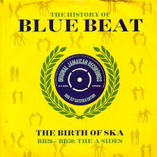 HISTORY OF BLUE BEAT-VARIOUS ARTISTS 3CD *NEW*