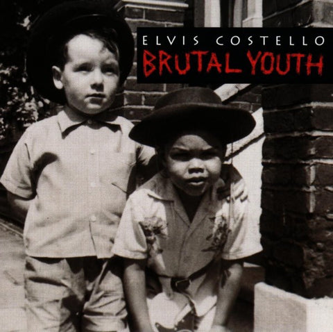 COSTELLO ELVIS-BRUTAL YOUTH CD VG