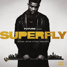 FUTURE-PRESENTS SUPERFLY OST CD *NEW*