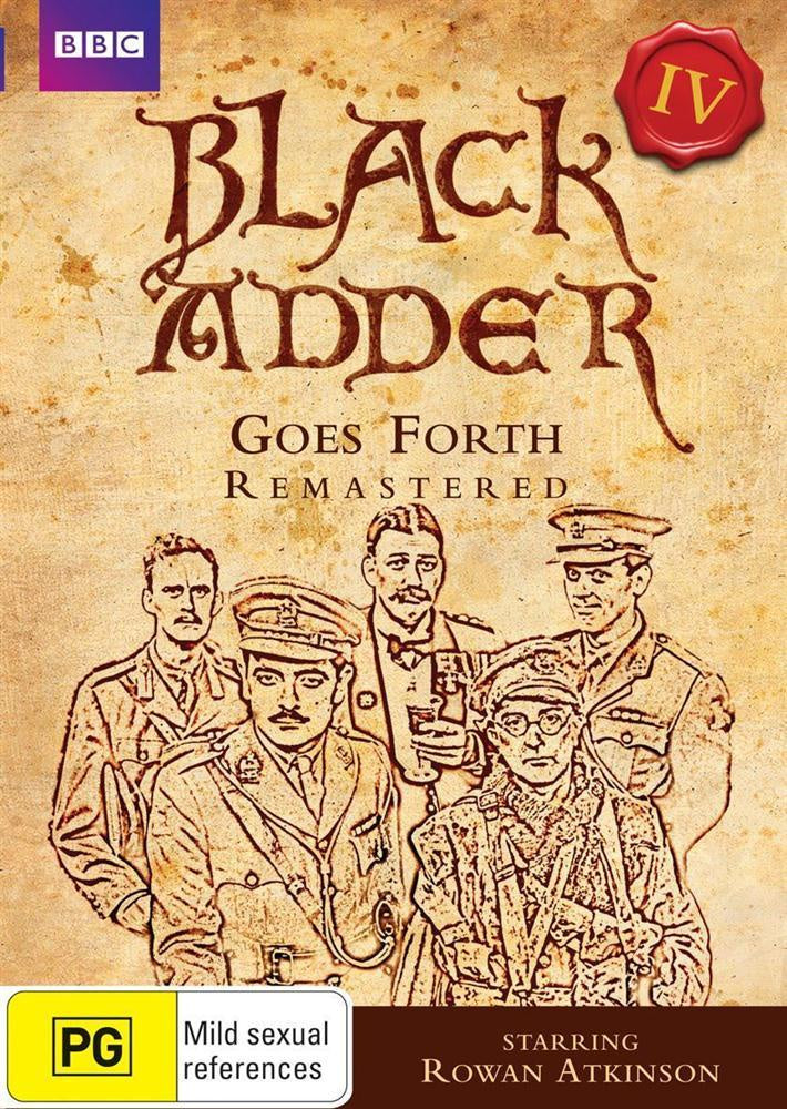 BLACK ADDDER-THE THIRD REMASTERED DVD G