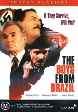 BOYS FROM BRAZIL THE DVD VG