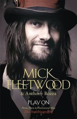 FLEETWOOD MICK-PLAY ON: NOW, THEN & FLEETWOOD MAC BOOK VG